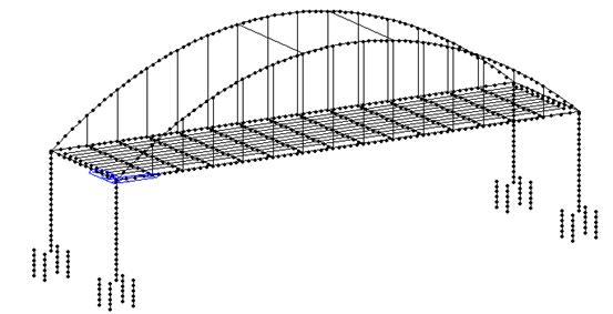 木结构桥梁模型比赛